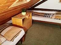 1. pokoj v patře - Vrbno pod Pradědem - Mnichov
