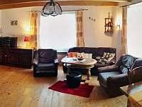 Obývací pokoj v přízemí - Vrbno pod Pradědem - Mnichov
