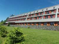 Ramzová ubytování 162 lidí  ubytování