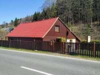 Chata Eliška Ludvíkov - ubytování Ludvíkov