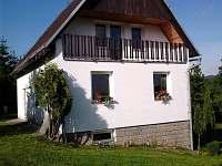 ubytování Oskava - chata Bedřiška