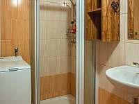 Koupelna - chalupa k pronájmu Žárová