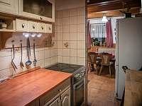 Pohled z kuchyně