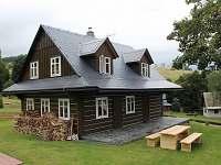 Chata k pronajmutí - okolí Vysokých Žibřidovic