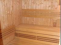 sauna - Hynčice pod Sušinou