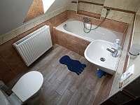 koupelna č. 1 první patro - Vysoká