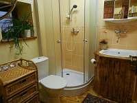 koupelna v přízemí - Štědrákova Lhota