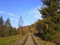 Jedna z nejkrásnějších železničních tratí v ČR