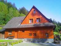 Rekreační dům na horách - zimní dovolená Karlov pod Pradědem