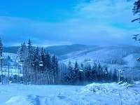 Zima - SKI Karlov