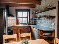 Roubenka k pronajmutí - roubenka ubytování Vernířovice - 5