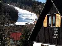 Chata k pronajmutí - zimní dovolená Přemyslov