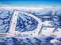 Skiareál Přemyslov - Velké Losiny