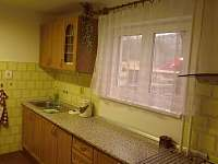 Zrekonstruovaná kuchyň