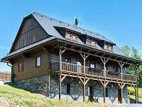 ubytování Lyžařský areál Stříbrnice - Návrší na chalupě k pronájmu - Kunčice