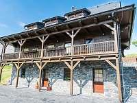 Roubenka Kunčice - chalupa ubytování Kunčice