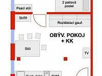 Apartmán Orbit - apartmán k pronajmutí - 8 Karlov pod Pradědem