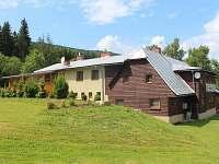 Chata k pronajmutí - Filipovice-Bělá pod Pradědem Jeseníky