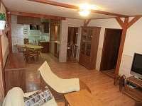 Modus 1 apartmán č. 1 obývací pokoj