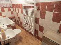 Modus1 apartmán č.2 koupelna