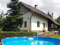 Malá Morava ubytování 16 lidí  pronajmutí