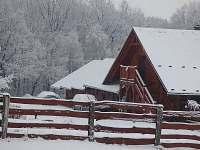 ubytování Ski areál Lázeňský vrch Apartmán na horách - Česká Ves