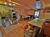 Kuchyně a společenská místnost