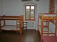 ubytování na Faře v Branné - chalupa k pronájmu