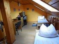 2 lůžková ložnice