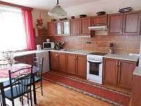 Apartmán Bludov - kuchyň
