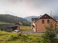 Chalupa u Konečných Horní Lipová - apartmán ubytování Lipová-lázně - Horní Lipová