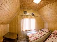 1.ložnice v patře - 2 lůžka - Zlaté Hory