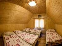 3.ložnice v patře - 4 lůžka - Zlaté Hory