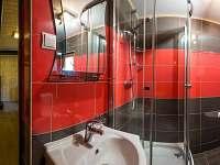 koupelna s WC - Zlaté Hory