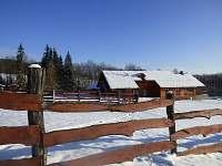 Chalupa na ranči