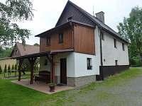Chata k pronájmu - okolí Domašova