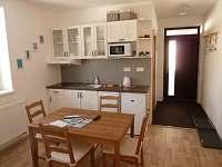 Apartmán C - kuchyň