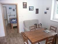 Apartmán C - obývací část