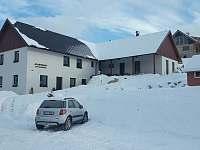 Apartmán na horách - zimní dovolená Dolní Morava