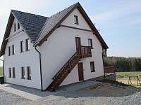 ubytování v Hrubém Jeseníku Apartmán na horách - Václavov u Bruntálu