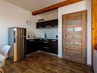 Kuchyň - apartmán k pronajmutí Václavov u Bruntálu