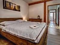 Ložnice - apartmán k pronajmutí Václavov u Bruntálu