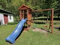 Dětské hřiště - Jindřichov
