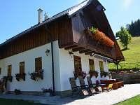 ubytování na Šumpersku Chata k pronajmutí - Štědrákova Lhota