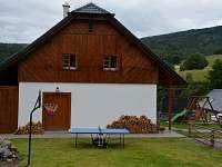 Chata v údoli - chata k pronajmutí - 8 Štědrákova Lhota