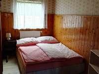 Útulná ložnice pro dva