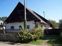 Chalupa ubytování v Bludově