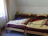 Pokoj č.2 x postel