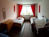 Dvoulůžkový pokoj s přistýlkou - Leskovec nad Moravicí
