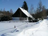 Chalupa Chrastice - Staré město pod Sněžníkem - Chrastice